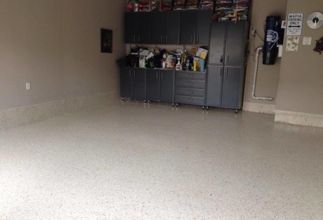 Epoxy Coating for Garage Floor