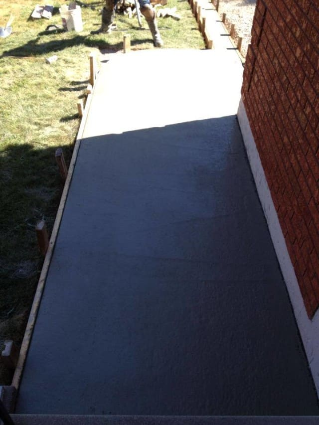 residential concrete work2