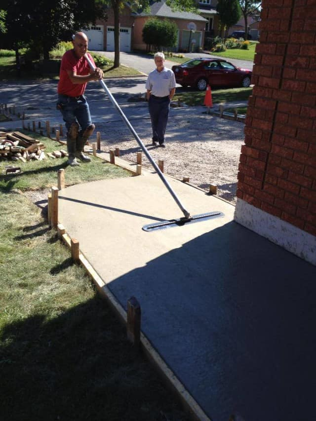 residential concrete work6