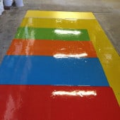 epoxy florr coating colors