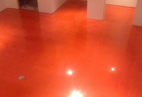 Residential Epoxy Floor Coating