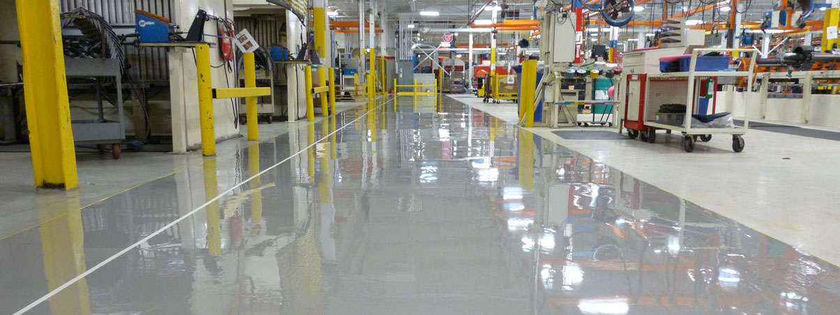 concrete flooring classification guide for industrial and commercial flooring