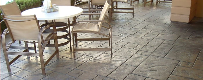 decorative concrete facelift
