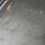 North of Brooklyn Pizzeria floor repair and sealing