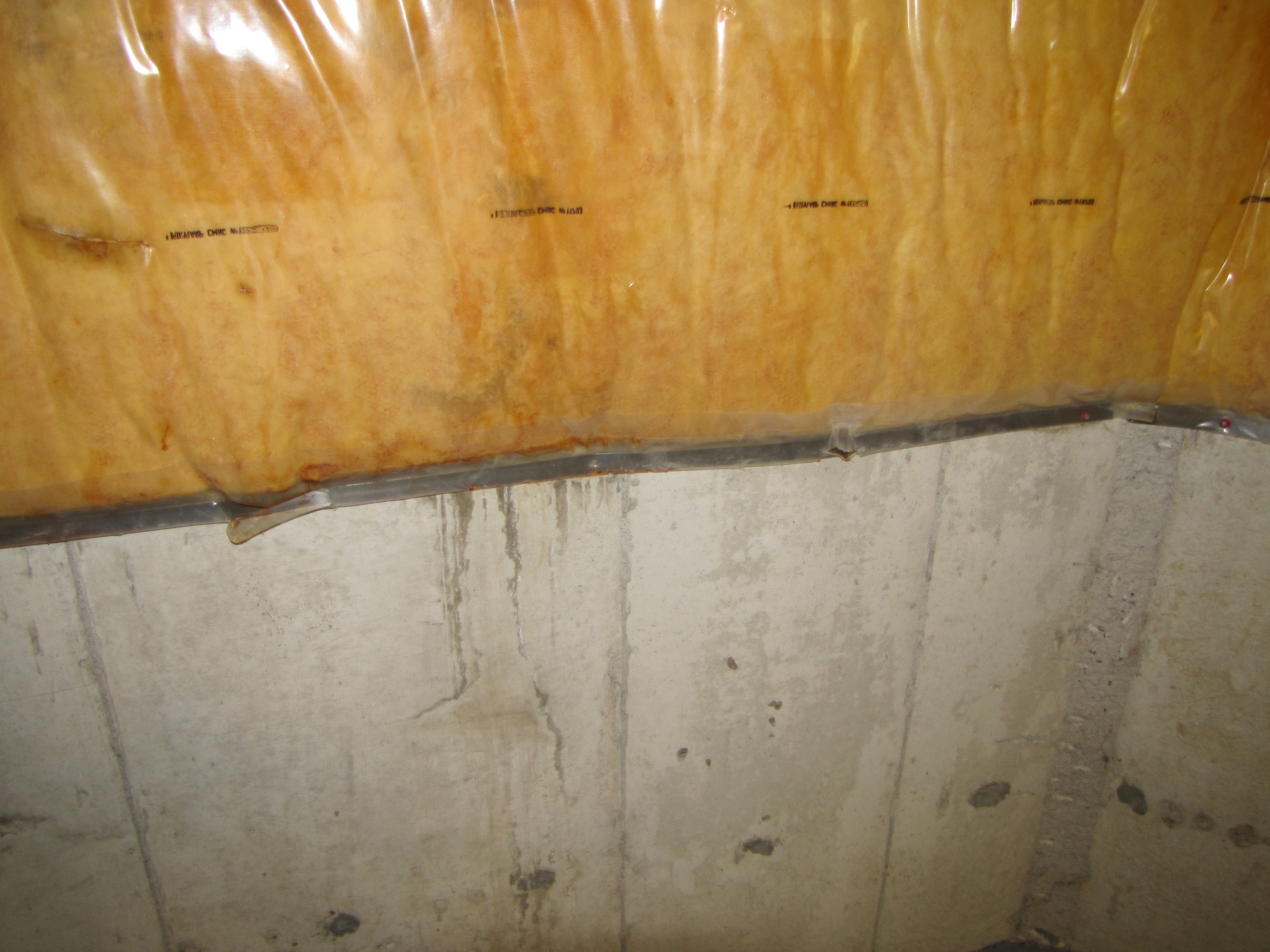 Basement moisture associated symptoms and solutions