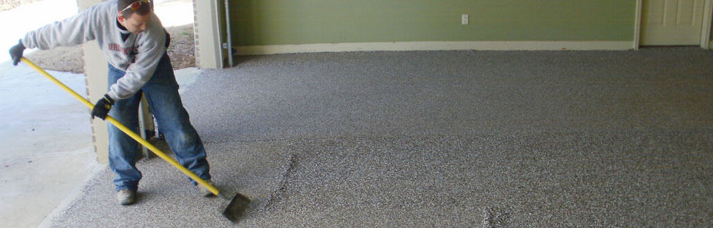 Epoxy Floor Coating Toronto Garage Floors