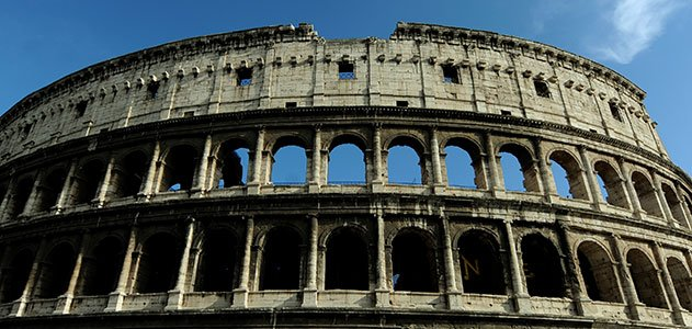Concrete Used In Ancient Rome A Concrete Fact